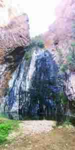 cattail falls
