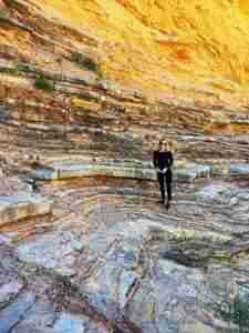 ernst tinaja geology