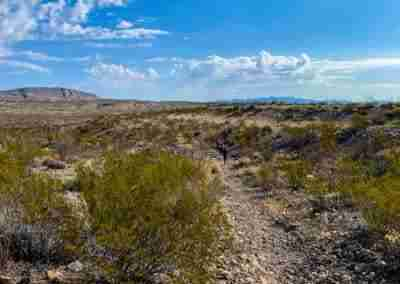 Contrabando Trail System in Big Bend Ranch State Park